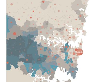 Sydney COVID-19 cases