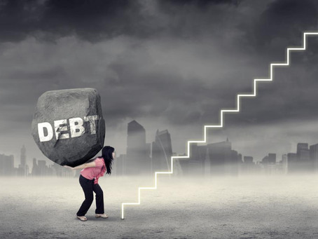 American consumer debt is sky high at $4 trillion