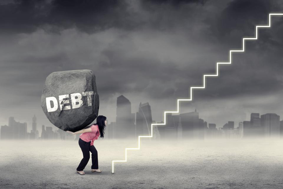 Consumer debt burden is $4 trillion