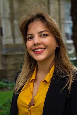 Alexa Zamfir - operations co-ordinator.j