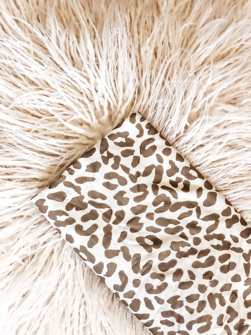 Behold Leopard Swaddle
