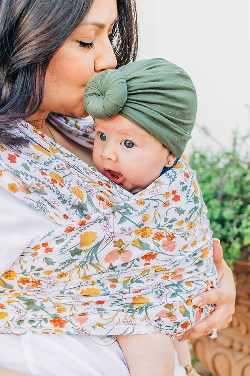 Bohemian Bloom Wrap