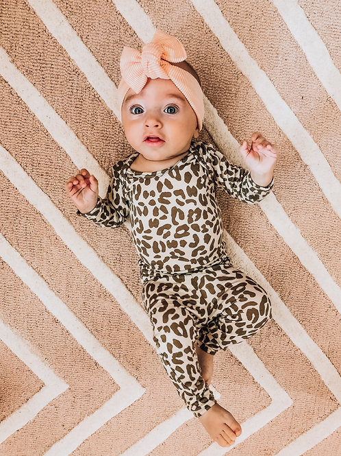Behold Leopard Sleepy Set
