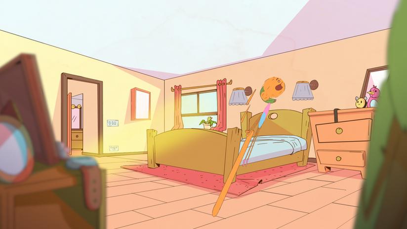 Moms room