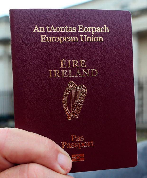 Irlandzkie obywatelstwo / naturalizacja / paszport