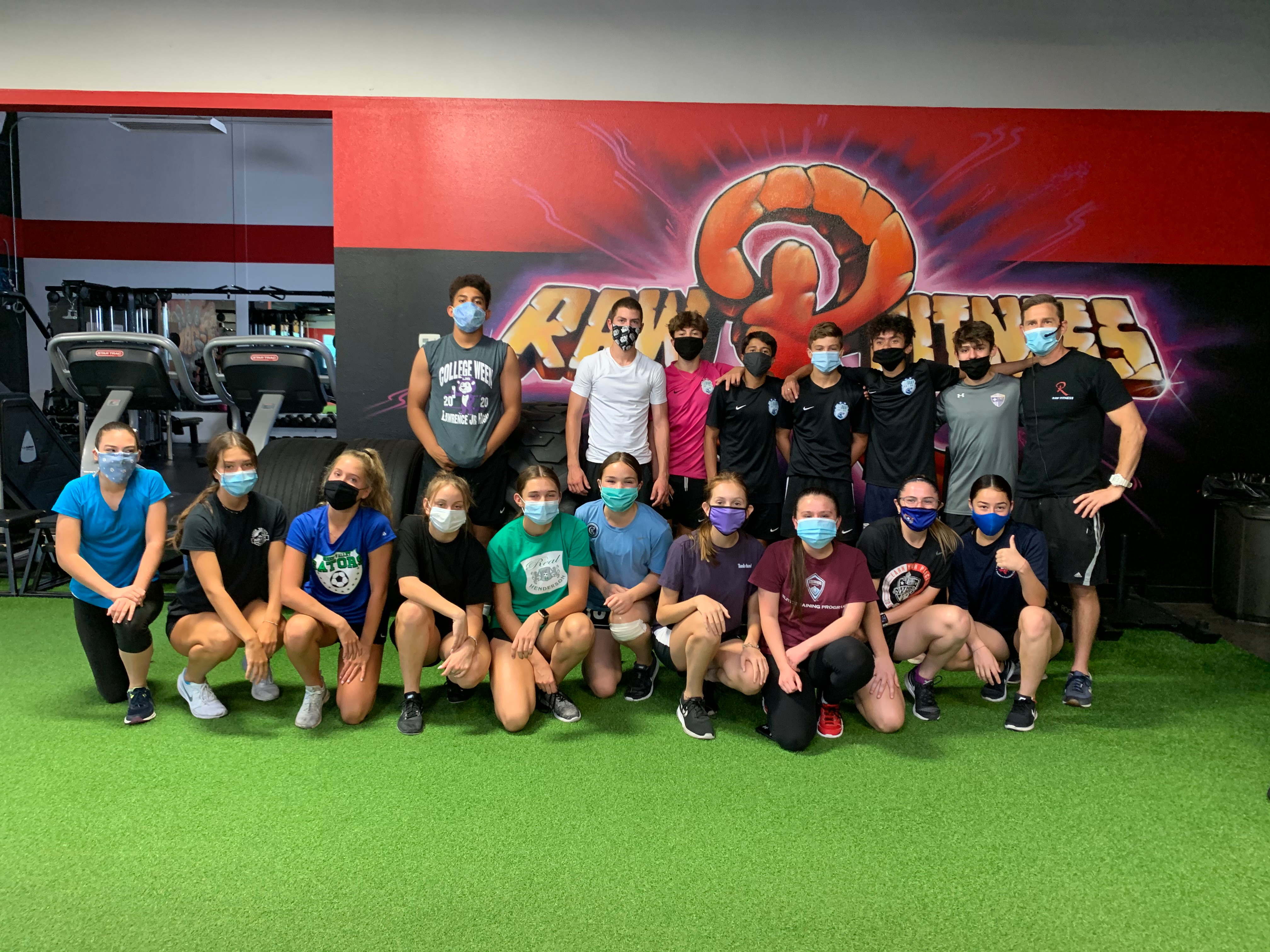 HS Athlete Conditioning - 10 Class Pack