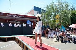 CHERRY FESTIVAL FASHION PARADE