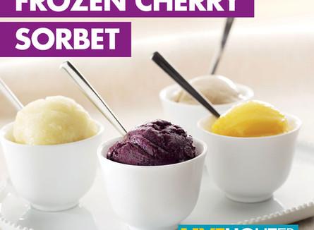 Live Lighter - Frozen Cherry Sorbet