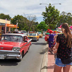 Classic Car and Truck Parade