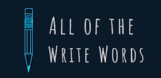 All of the Write Words