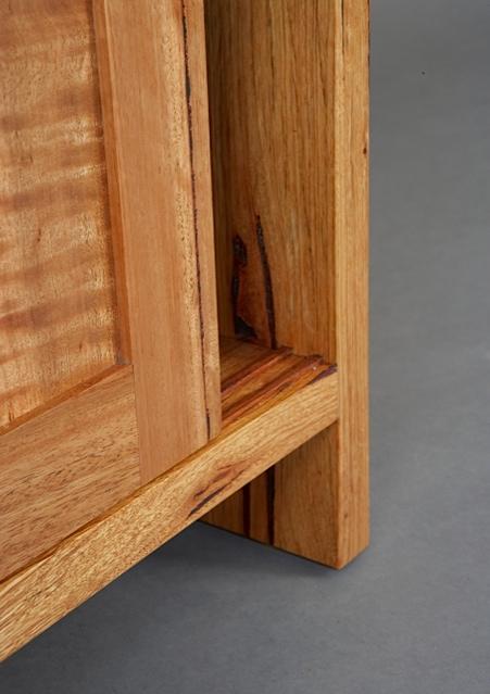 Step Chest Door detail