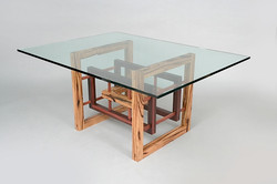 Square within a Square Table