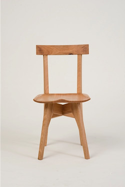 Blond Parse Chair
