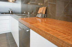 Shining Gum Benchtop with Danish Oil
