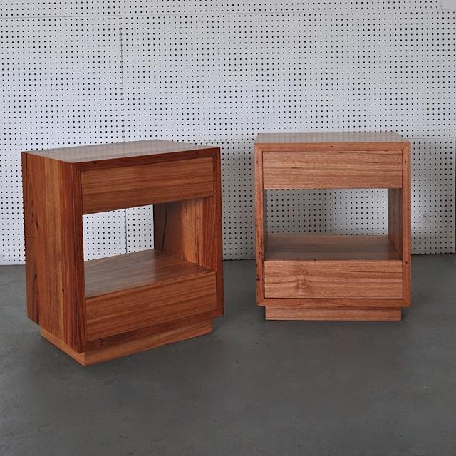 2 Drawer Box Bedsides