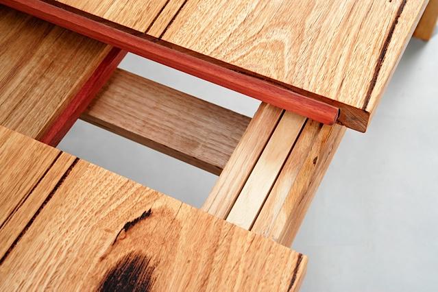 Extendable Table detail