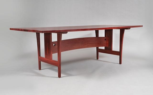 Peg Wedge Table