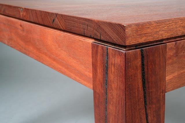 Shadowline Table detail