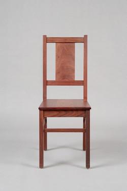 Spade Back Chair