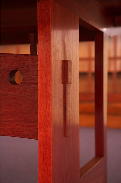 Boardroom Table detail