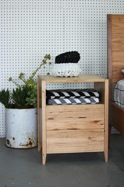 2 drawer Dovetail Bedsides