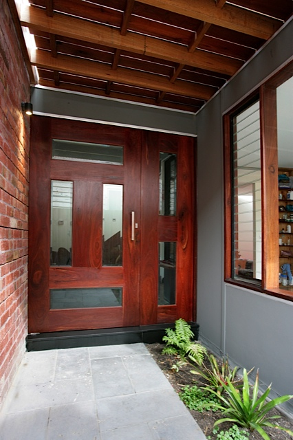 Pivot Entrance Door