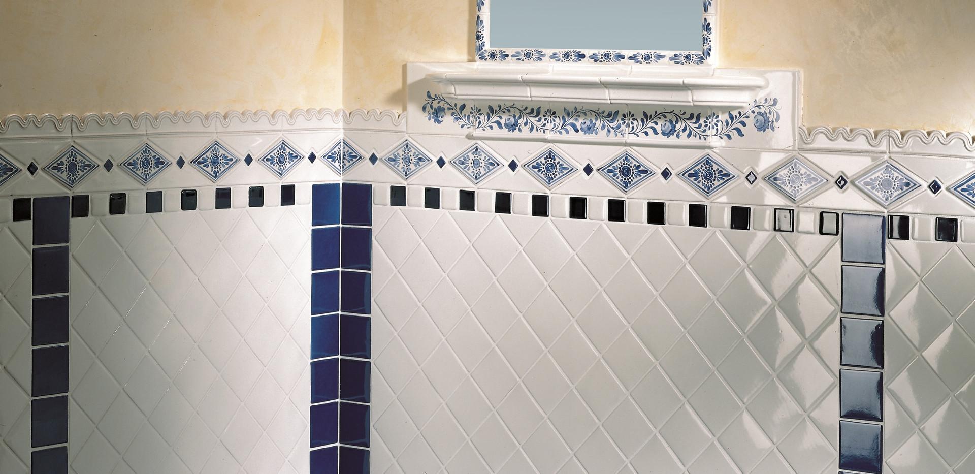 Bagno Atheste-Engadina Blu