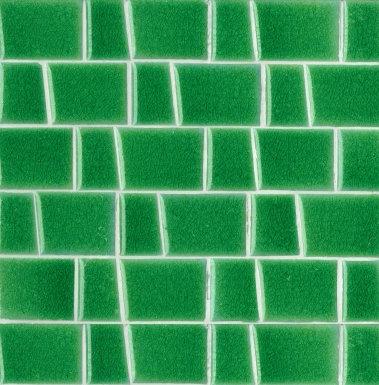 30x30 Mosaico Cézanne A650 Verde Menta