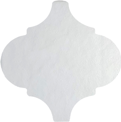 15x15 Arabesco WP300 Bianco Opaco