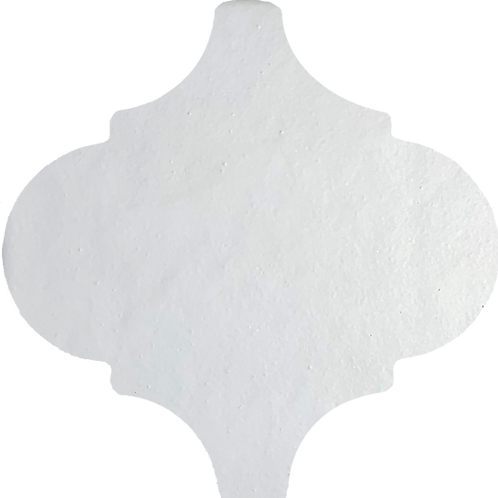 15x15 Arabesco W300 Bianco matt