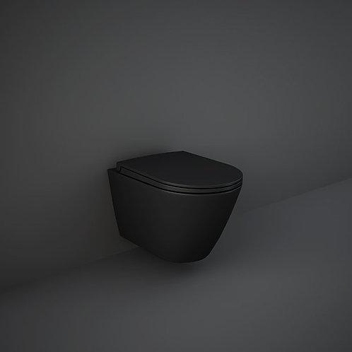 Wc Feel Sospeso Black matt