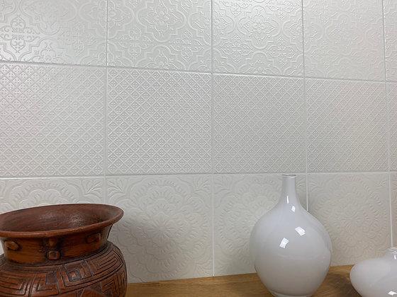 20x20 Decori Wonder's Patch bianco WP300