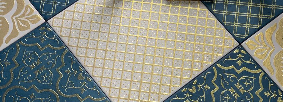 Wonder' Patch WPmix gold WP300-WP316