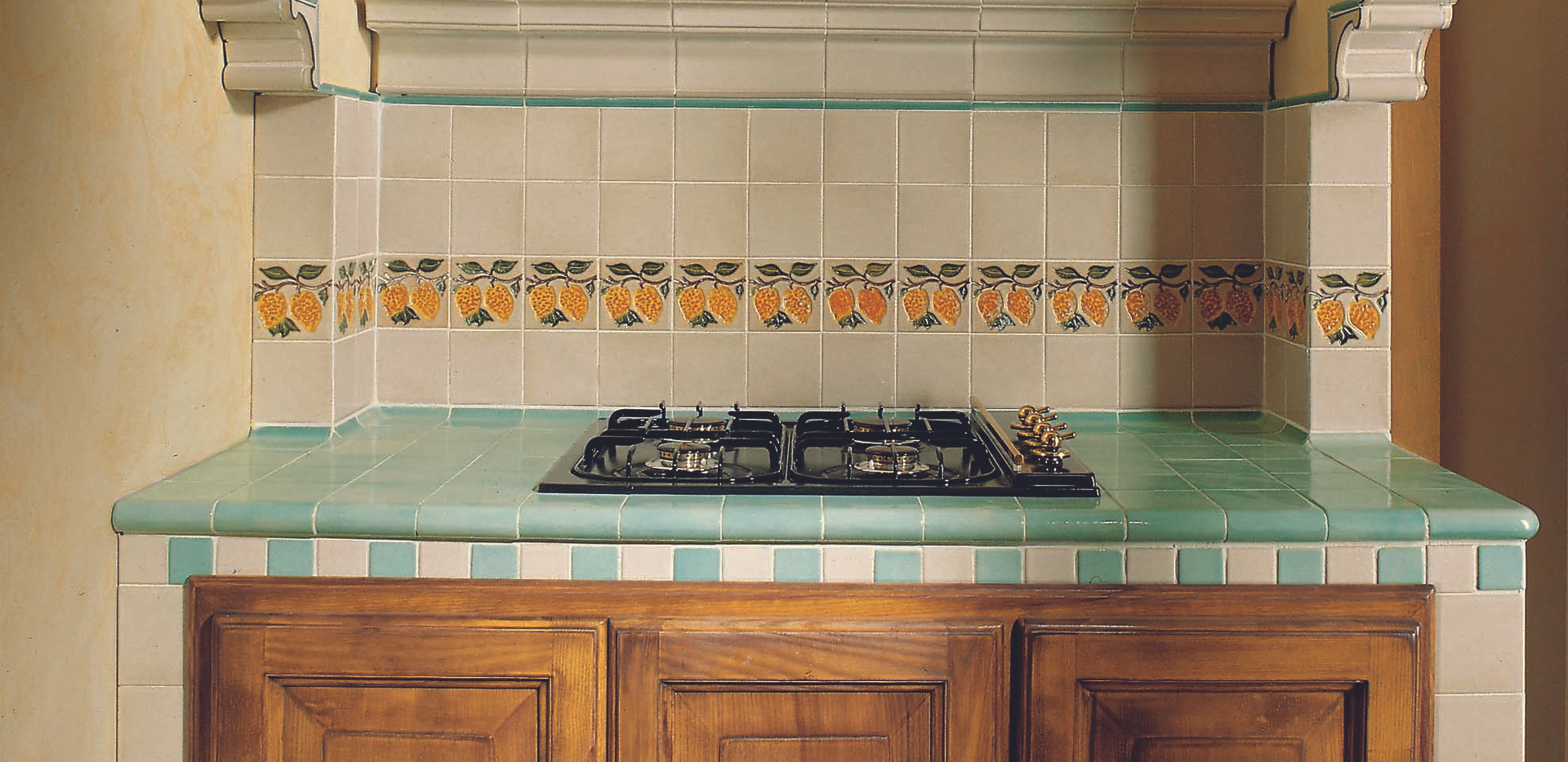 Cucinetta Limoni
