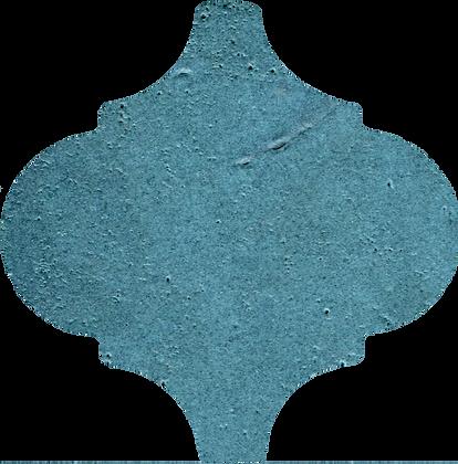15x15 Arabesco WP316 Bluette Opaco