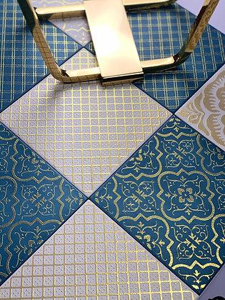 20x20 Decori Wonder's Patch Gold WP300-WP316