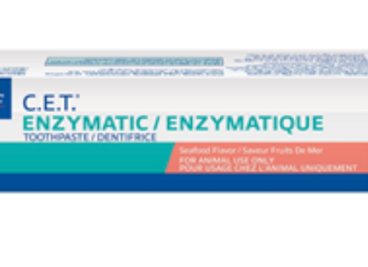 C.E.T. Enzymatic Toothpaste