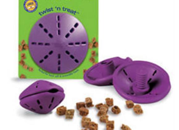PetSafe Busy Buddy Treat Dispensing Twist 'n Treat Toy