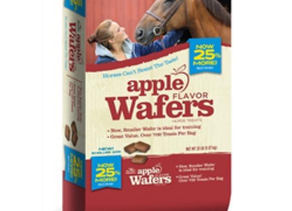 Apple Flavor Wafers Horse Treats