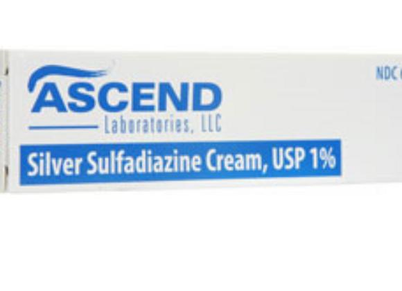 1% Silver Sulfadiazine Cream Jar
