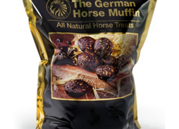 The German Horse Muffin All Natural Treats, 6lb