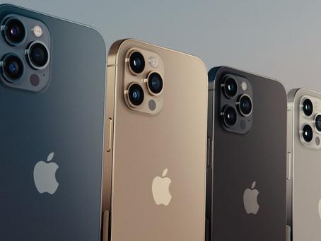 Apple lança iPhone 12 sem fones e carregador.