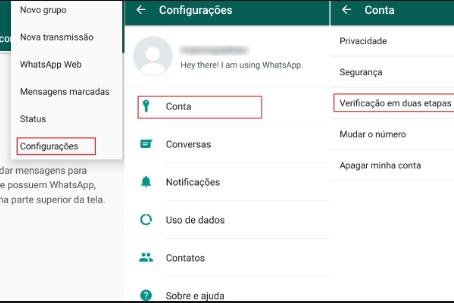 FAQ - Autenticação de duas etapas no WhatsApp