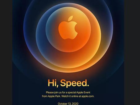 iPhone 12: Apple marca evento para 13/10 e alimenta expectativas de lançamento.