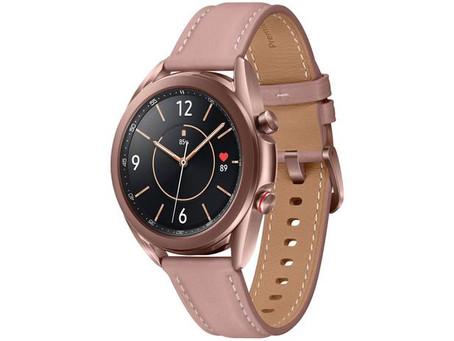 Conheça o novo Galaxy Watch 3. Design e tecnologia no seu pulso!