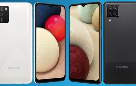 Galaxy A12 e A02s são os novos celulares de entrada da Samsung