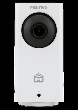 Câmera Inteligente Positivo Smart 360°, Wi-Fi, Full HD, Zoom Digital 8X