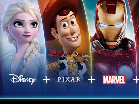 Disney+: streamer da Disney chega ao Brasil em parceria com a Vivo.