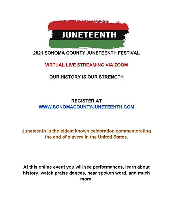 2021 SONOMA COUNTY JUNETEENTH FESTIVAL-1
