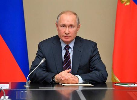 《《Элиты могут нервничать》》: Путин опасается разбалансировки власти после своего ухода.